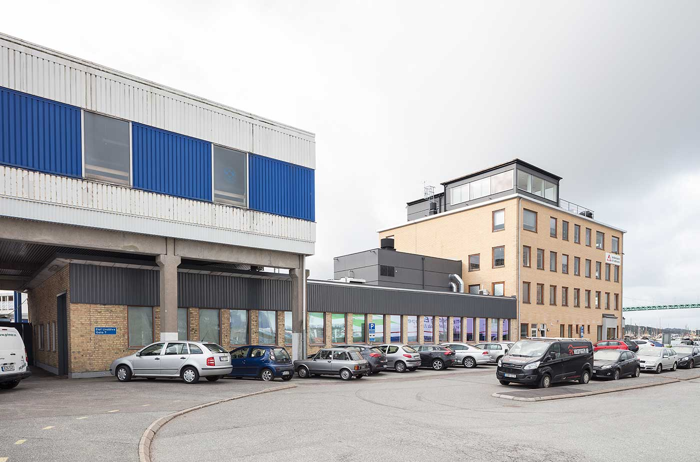Kusten, Göteborgs Hamn – Renovering