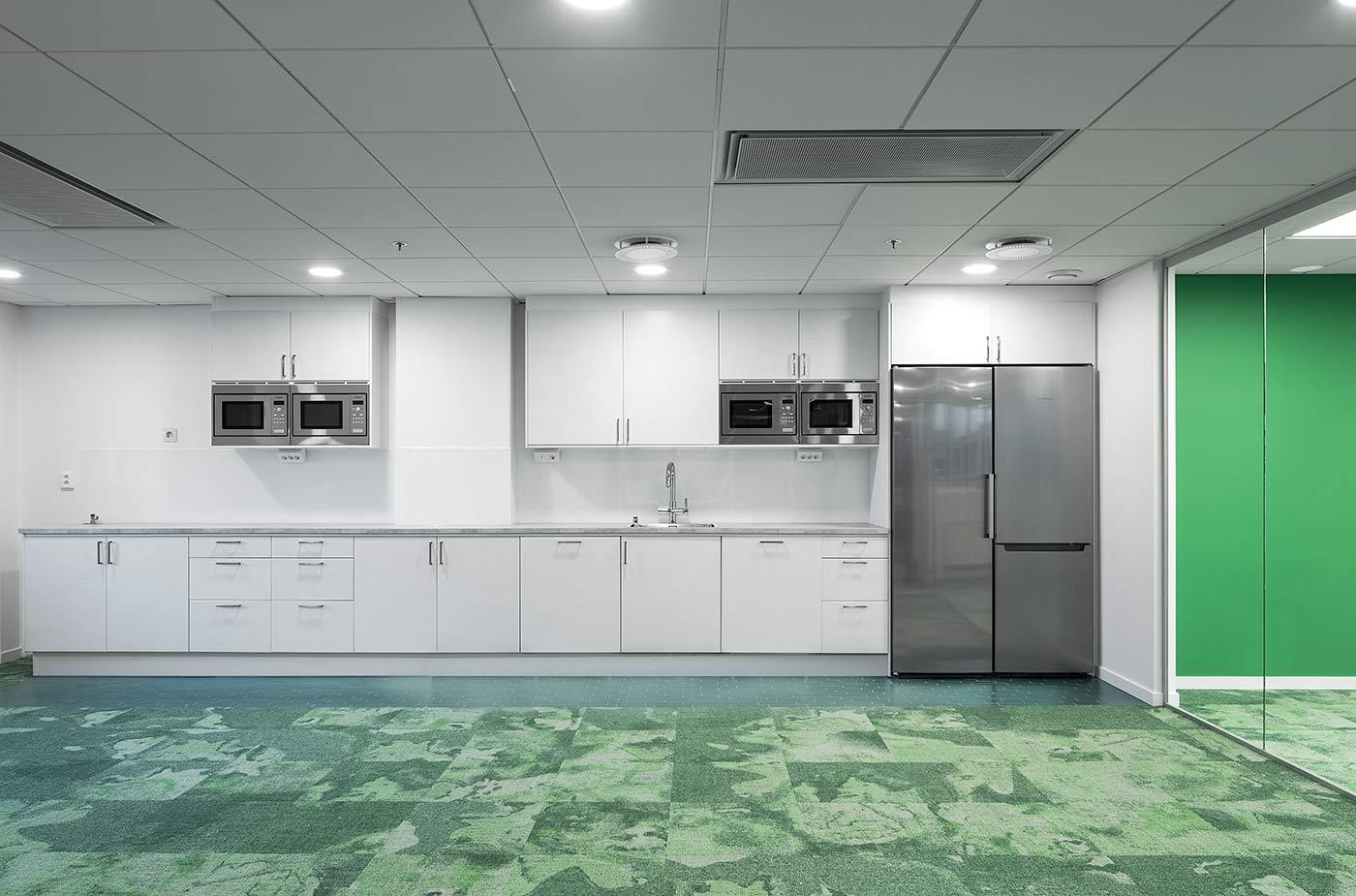 Kontorslokaler Wallenstam