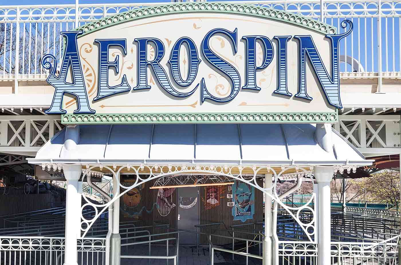Aeorospin, Liseberg