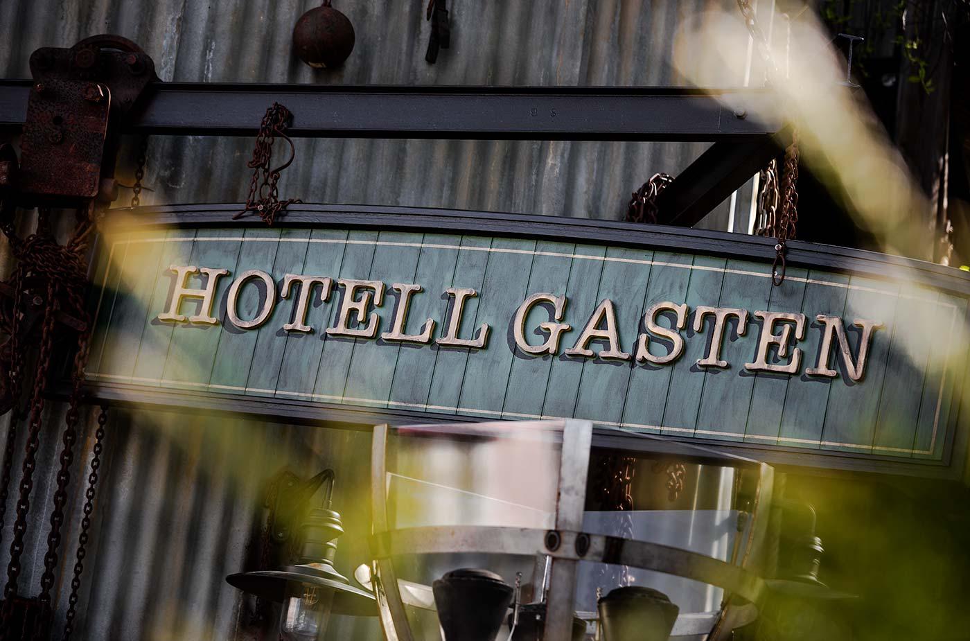 Hotell Gasten