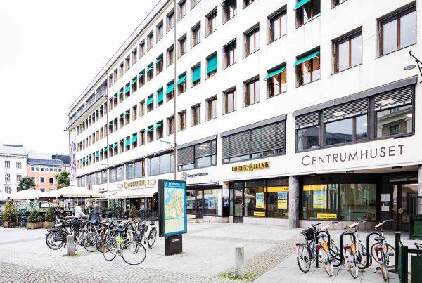 Avega, Centrumhuset