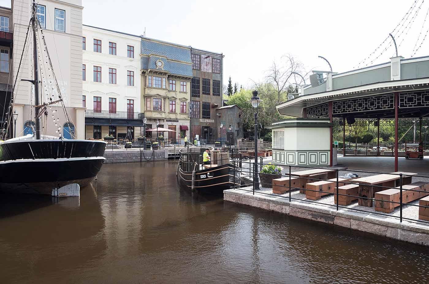 Hamnområdet – Liseberg