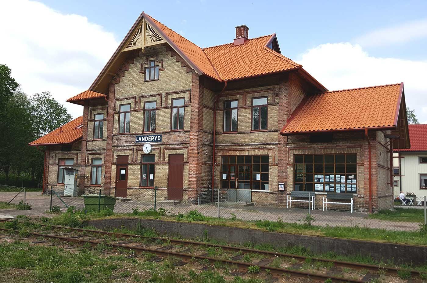 Landeryds stationshus