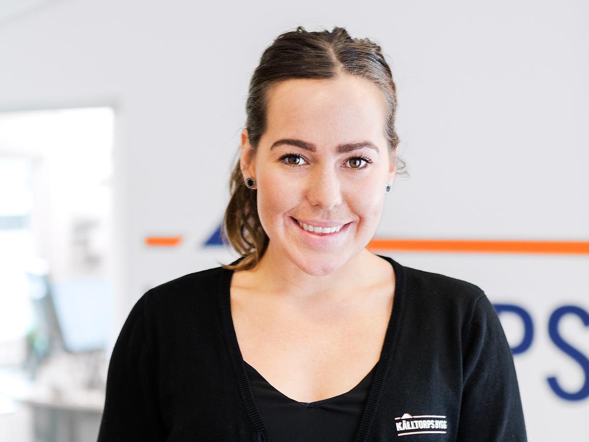 Amanda Gustafsson, Kålltorps Bygg