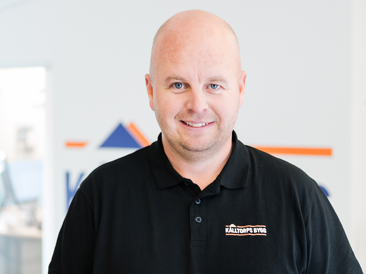 Anders Martinsson, Kålltorps Bygg