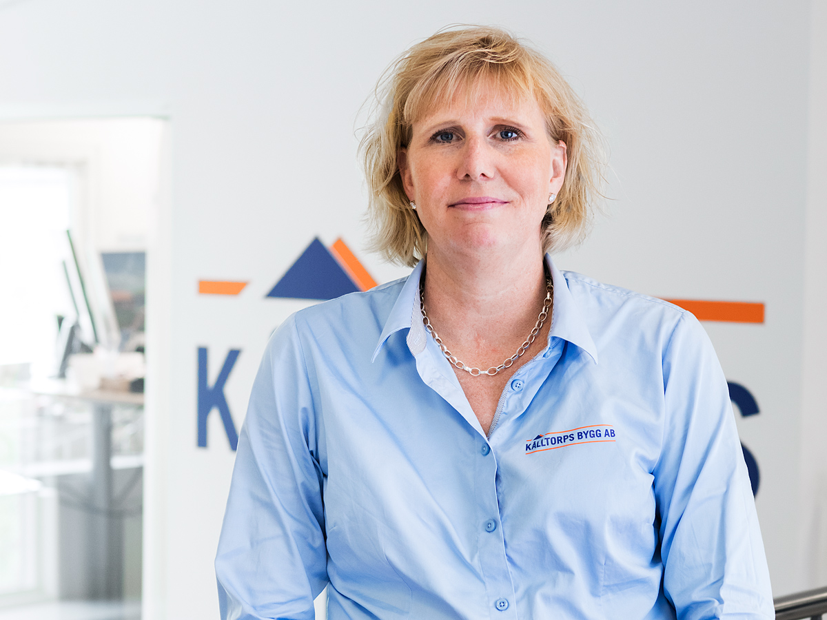 Anneli Karlsson, Kålltorps Bygg