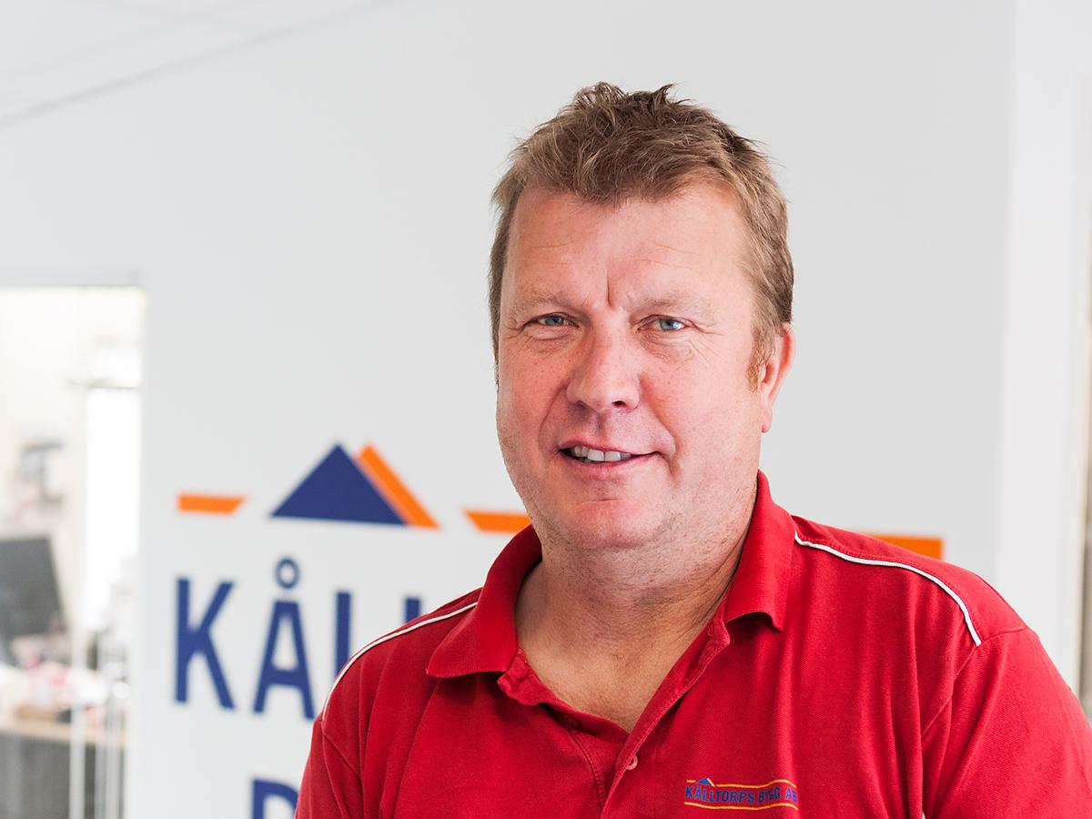 Claes Samuelsson, Kålltorps Bygg