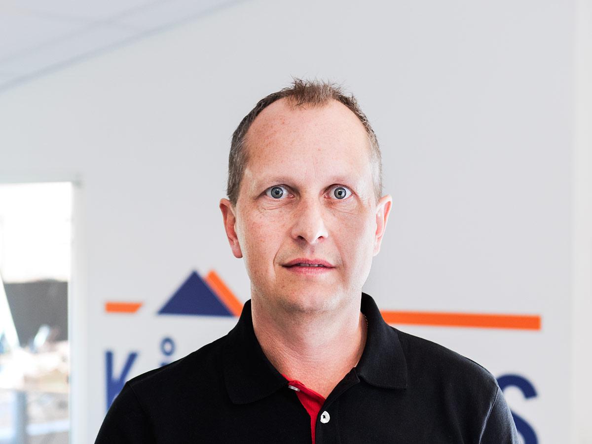 Jonas Liljenberg, Kålltorps Bygg