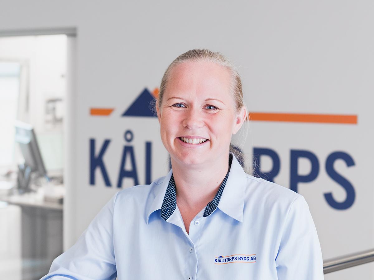 Liselotte Ek, Kålltorps Bygg