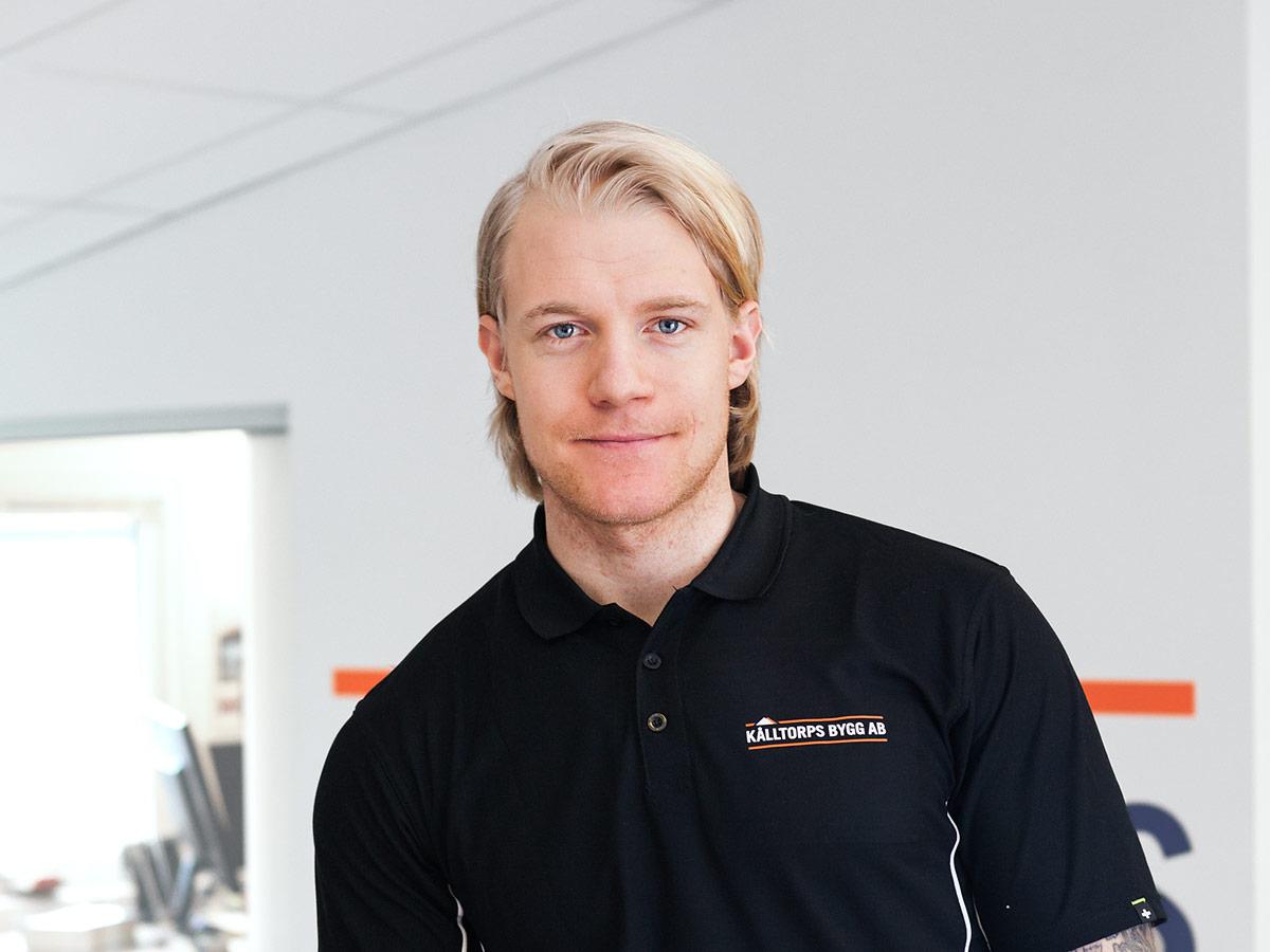 Magnus Johansson, Kålltorps Bygg