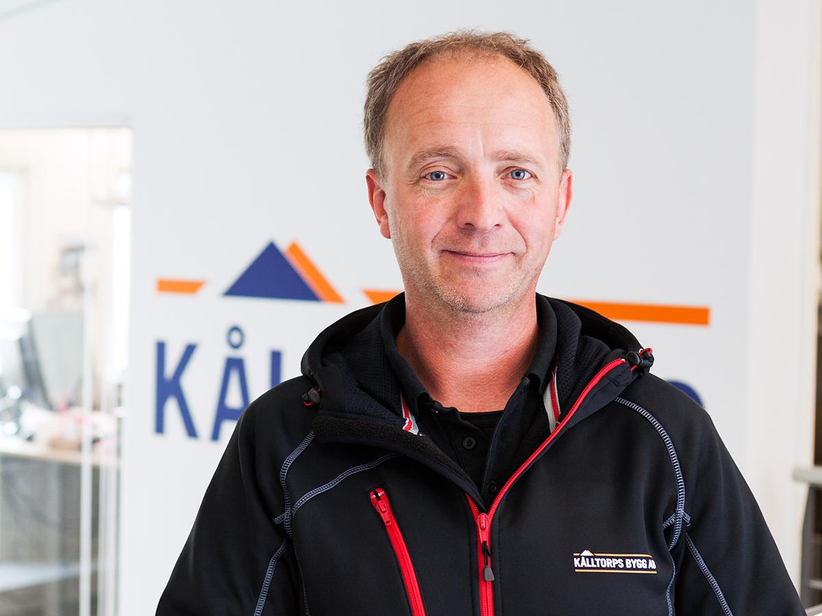 Mats Andersson, Kålltorps Bygg