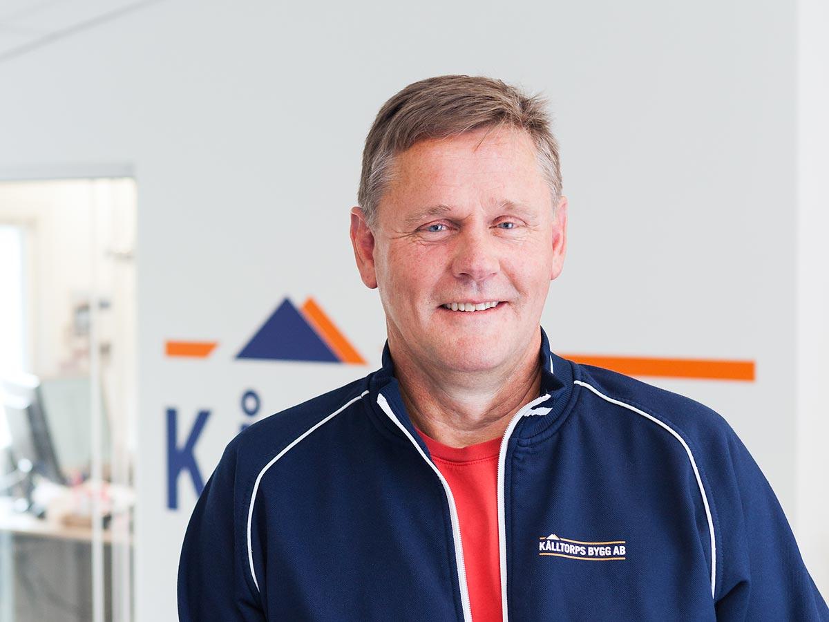 Mikael Magnusson, Kålltorps Bygg