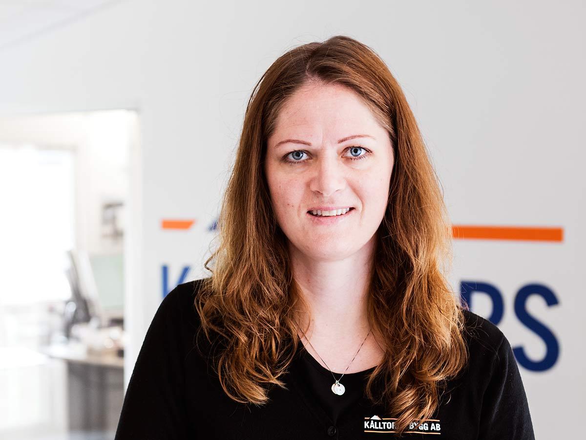 Sara Kärrlund, Kålltorps Bygg