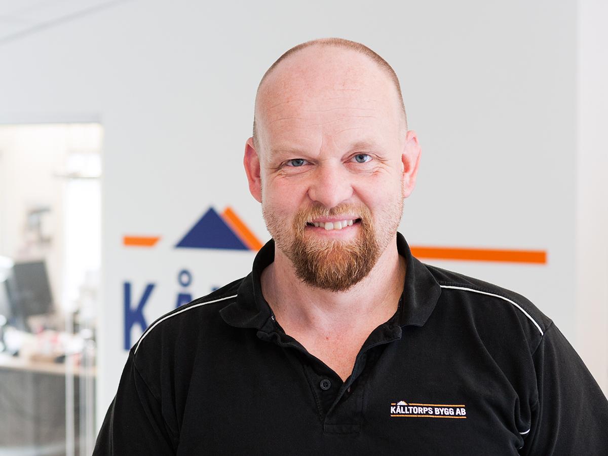 Tony Johansson, Kålltorps Bygg