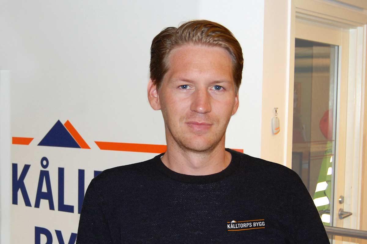 Välkommen Eric Nyström