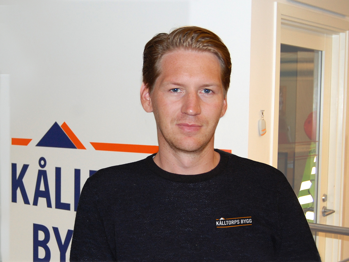 Eric Nyström, Kålltorps Bygg