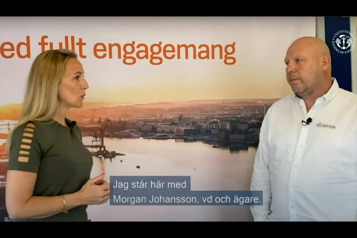 Morgan Johansson   Studio Handelskammaren